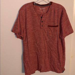 Express XL Henley Shirt